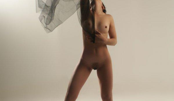 Como prepararse para fotografías de desnudo